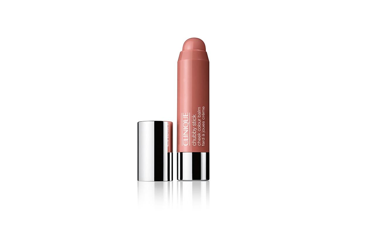 Clinique Chubby Stick Cheek Colour Balm Amp'd Up Apple