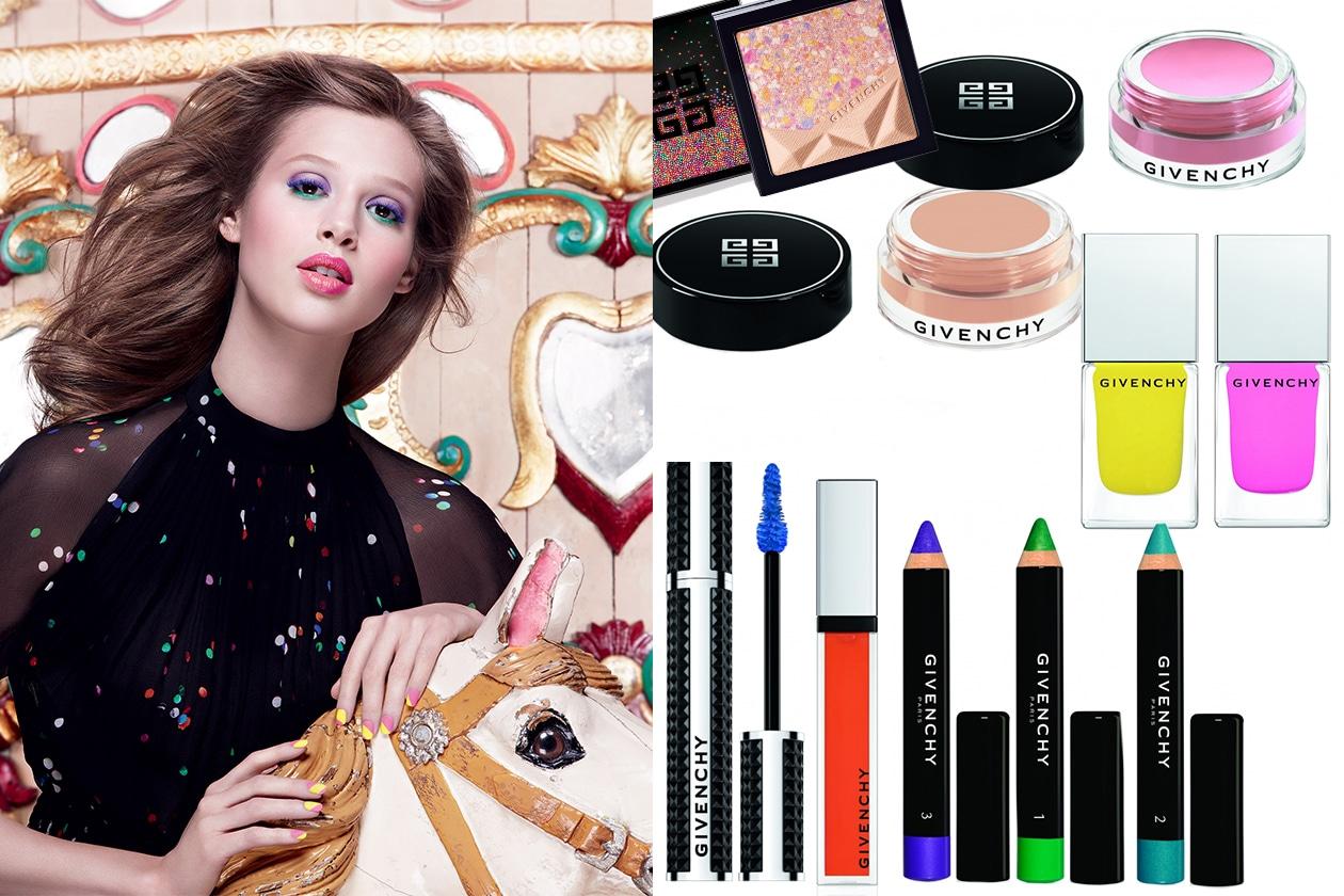 Collezioni trucco: Givenchy Colorecreation