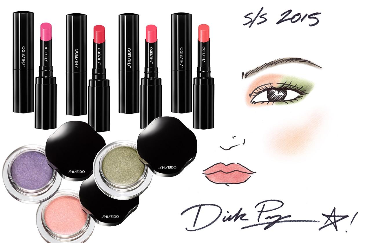 Collezioni trucco: Shiseido Primavera/Estate 2015