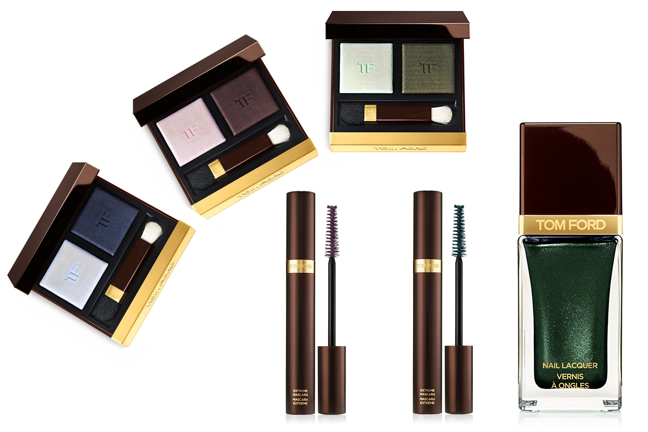 Collezioni trucco: Tom Ford Spring 2015 Color Collection