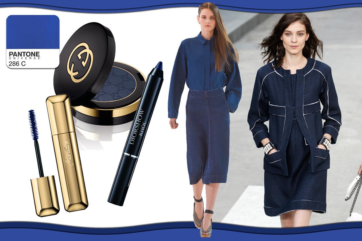 Colori Pantone primavera/estate 2015 beauty&fashion: Classic blue