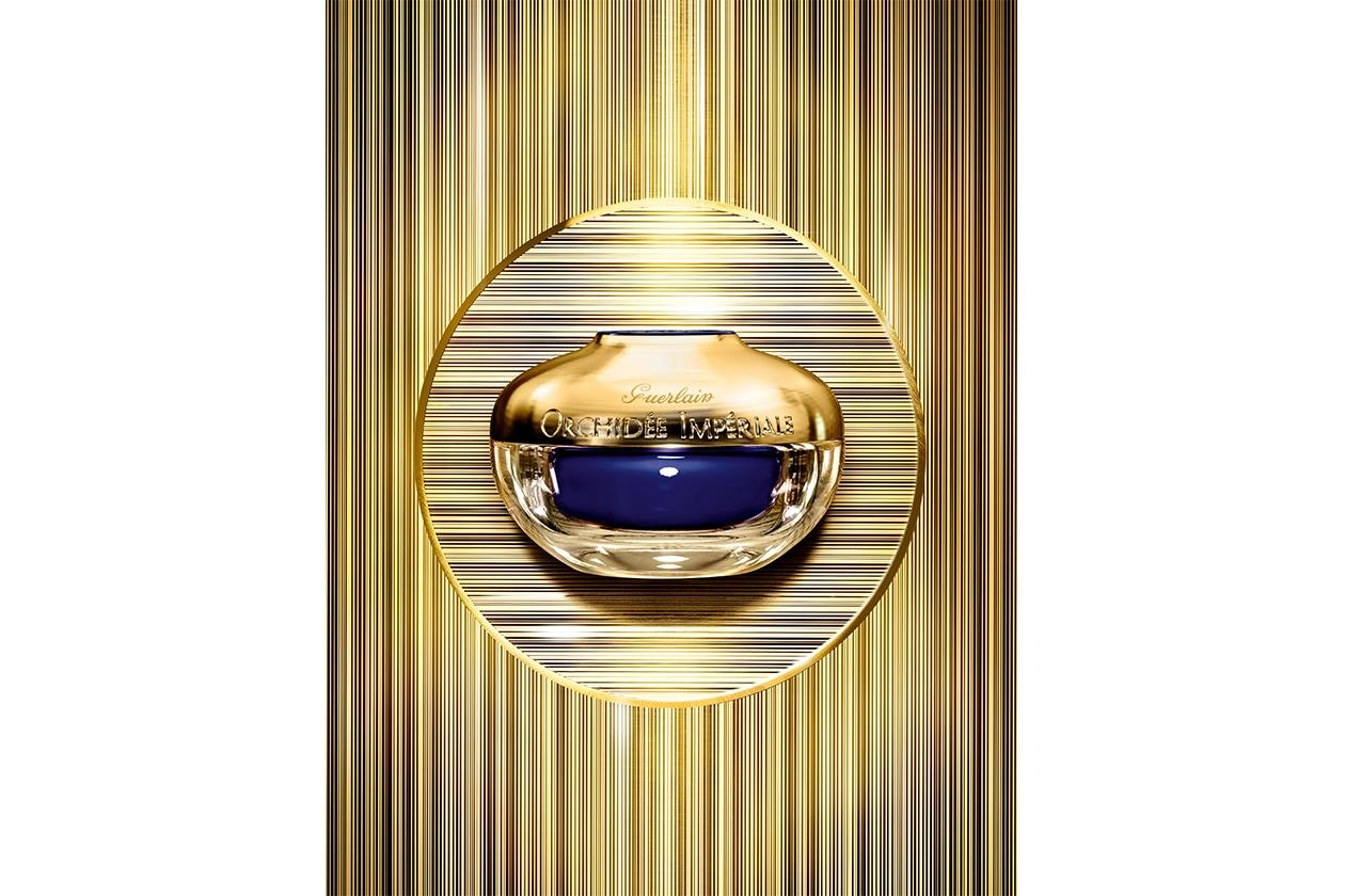 Creme viso di lusso: Guerlain Orchidée Impériale La Crème Riche