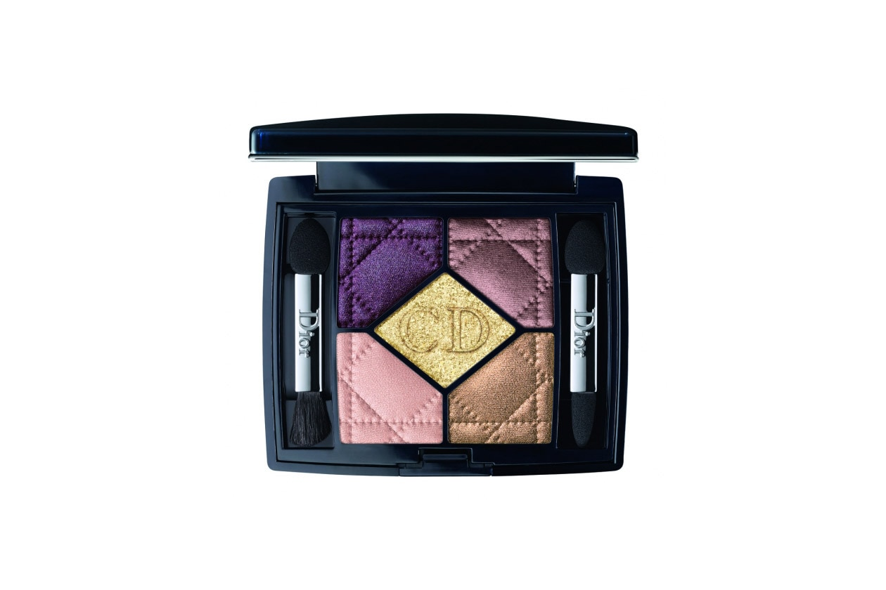 Dior 5 Couleurs 756 Golden Shock