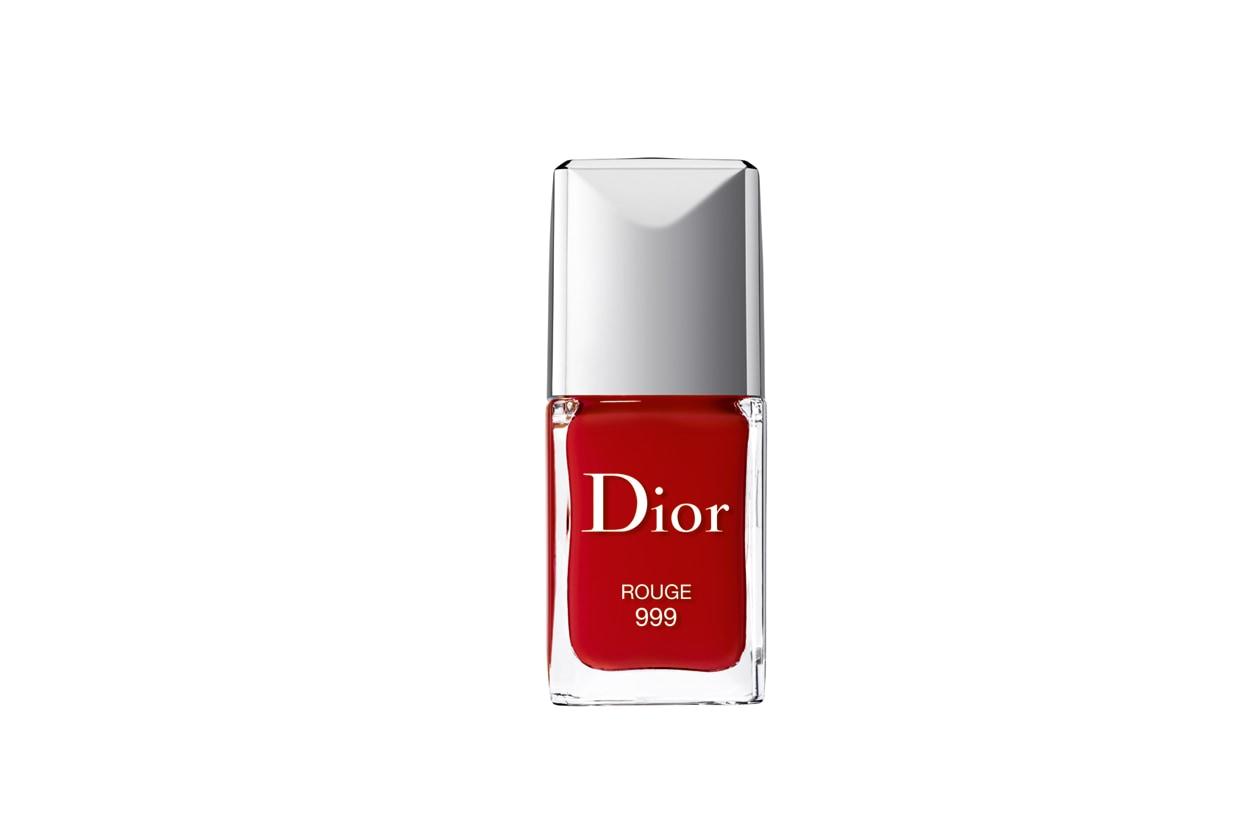 Dior Vernis Rouge 999