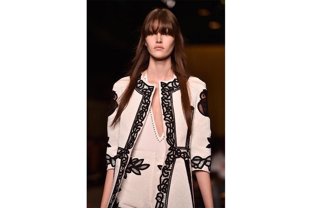 FRANGIA PIENA: dalla sfilata di Givenchy