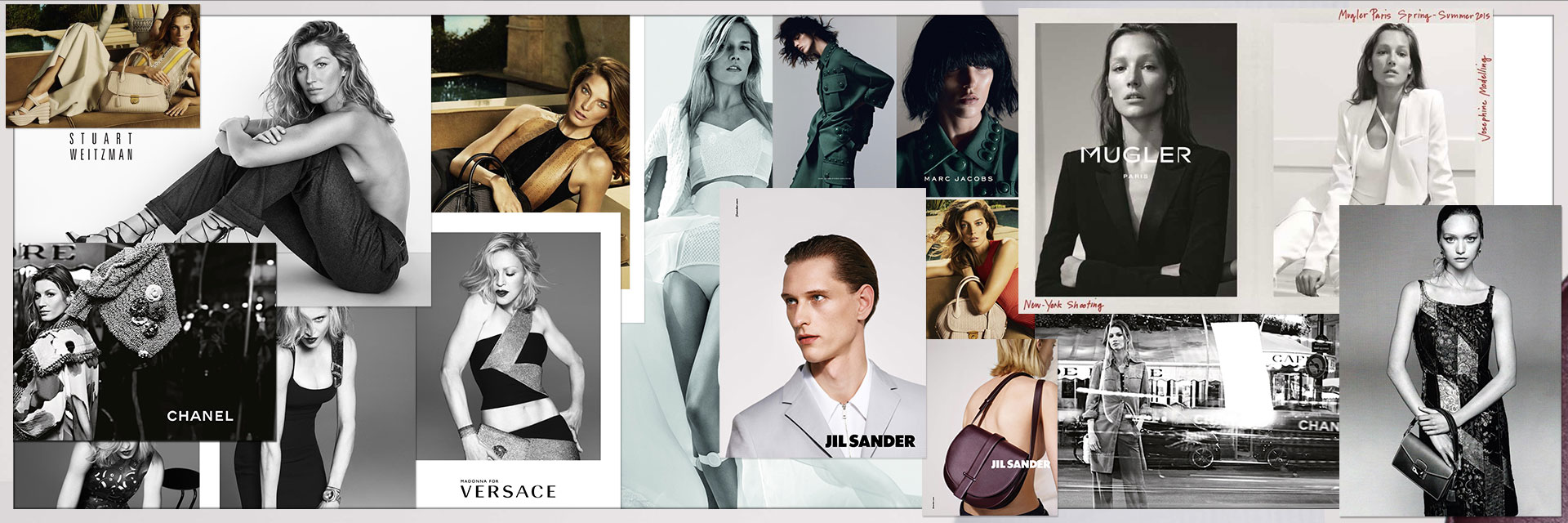 Fashion Campagne Wide