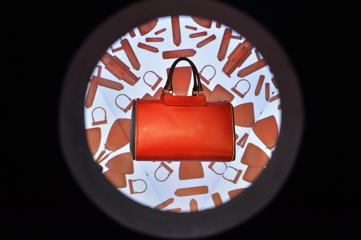 Furla Uomo FW15 @Pitti Modular bag