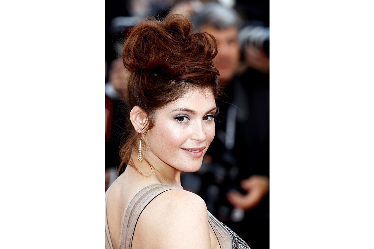 Gemma Arterton hairstyle: maggio 2012