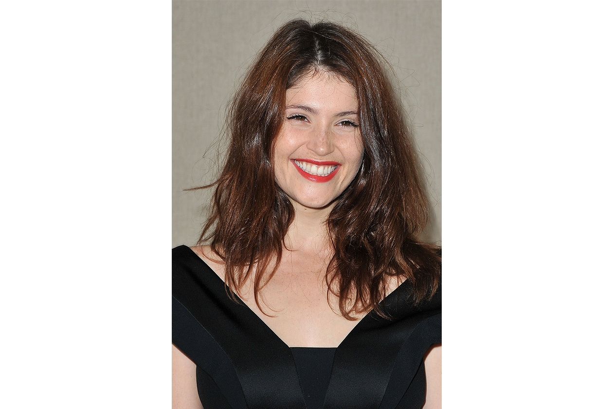 Gemma Arterton hairstyle: ottobre 2011
