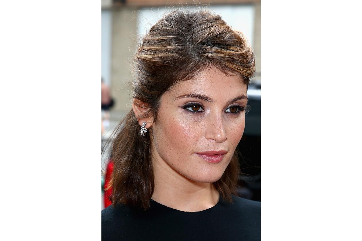 Gemma Arterton hairstyle: settembre 2014