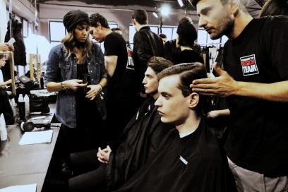 Gli hair stylists di Toni&Guy