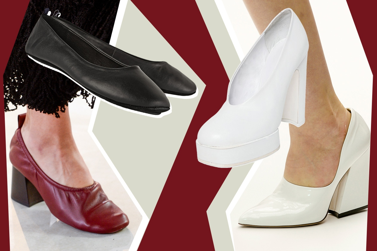 HALF COVERED: da ballerine a décolleté, le scarpe sono accollate