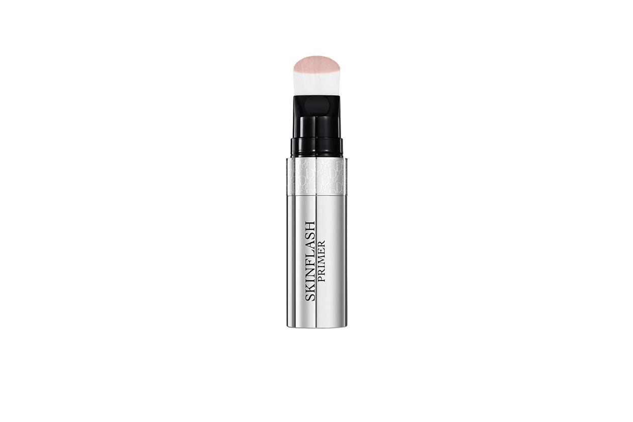 Hilary Rhoda beauty look: Dior Skinflash Primer