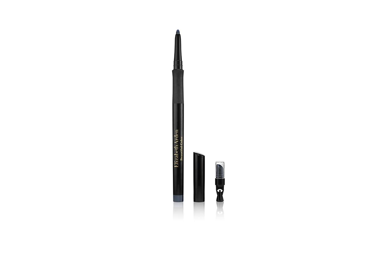 Hilary Rhoda beauty look: Elizabeth Arden Beautiful Color Glide Eye Pen in Black