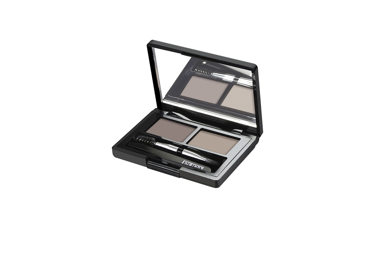 Hilary Rhoda beauty look: Pupa Eyebrow Design Set