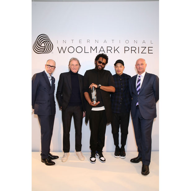 I Public School vincono l'International Woolmark Prize