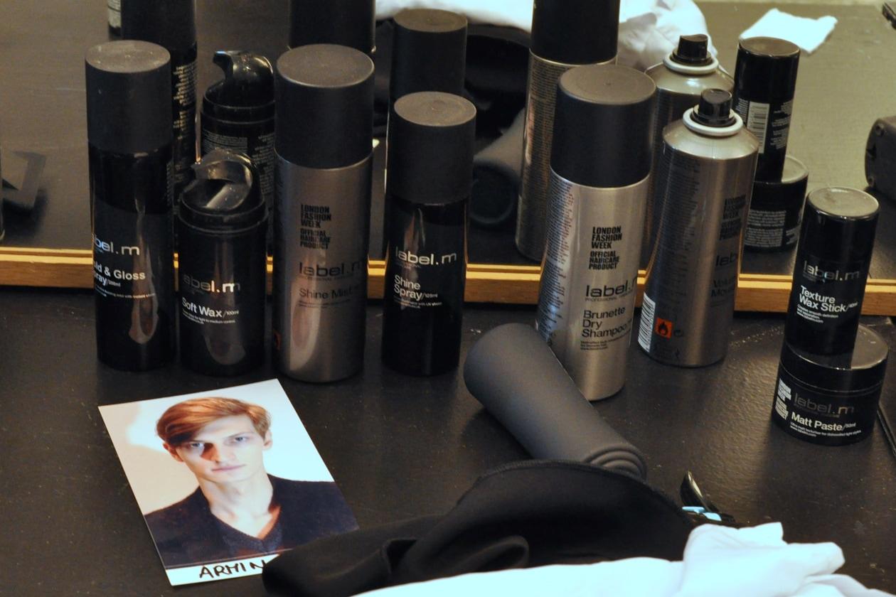 I prodotti per l'hair styling