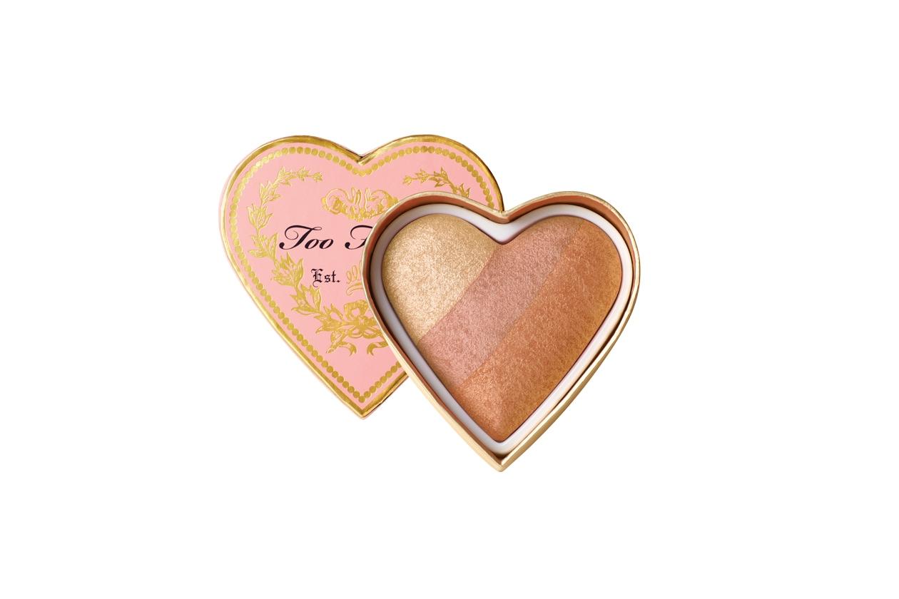 ILLUMINANTI VISO: Too Faced Sweetheart's Perfect Flush Blush Peach Beach