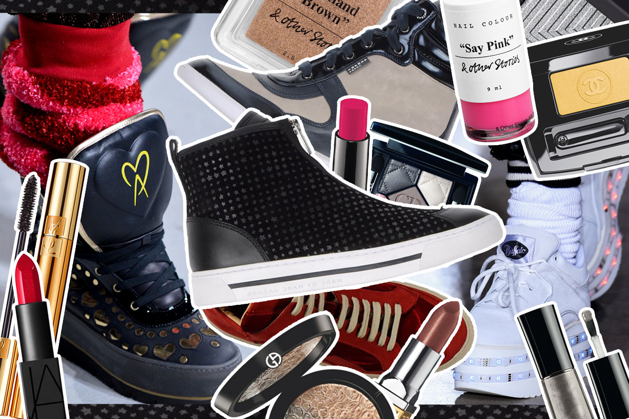 Il trucco giusto con le sneakers: scopritelo con la proposte di Grazia.IT