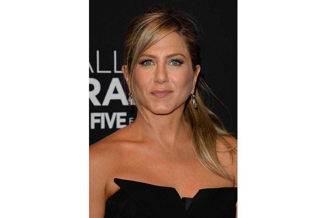 Jennifer Aniston capelli: aprile 2013