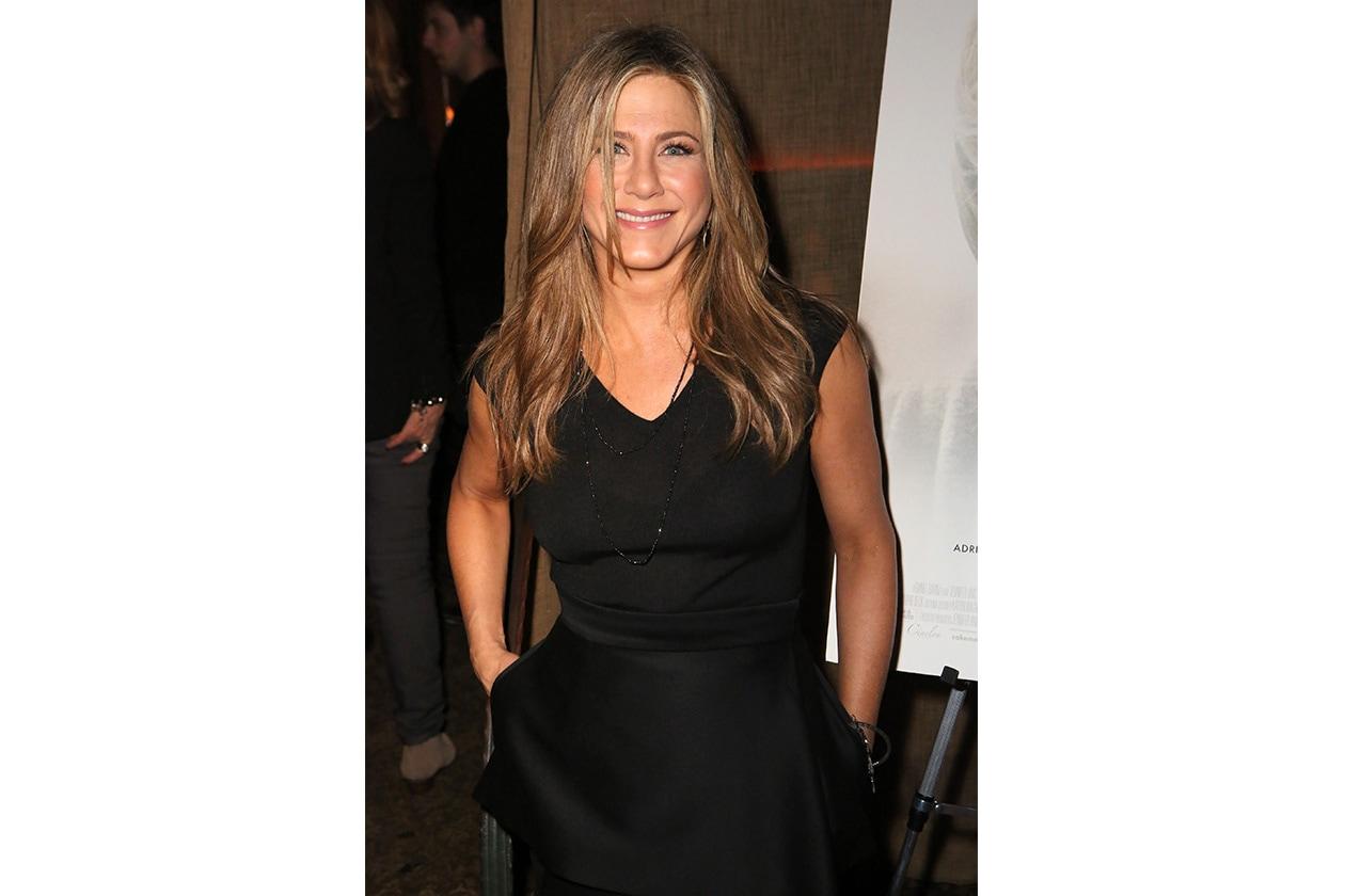Jennifer Aniston capelli: dicembre 2014