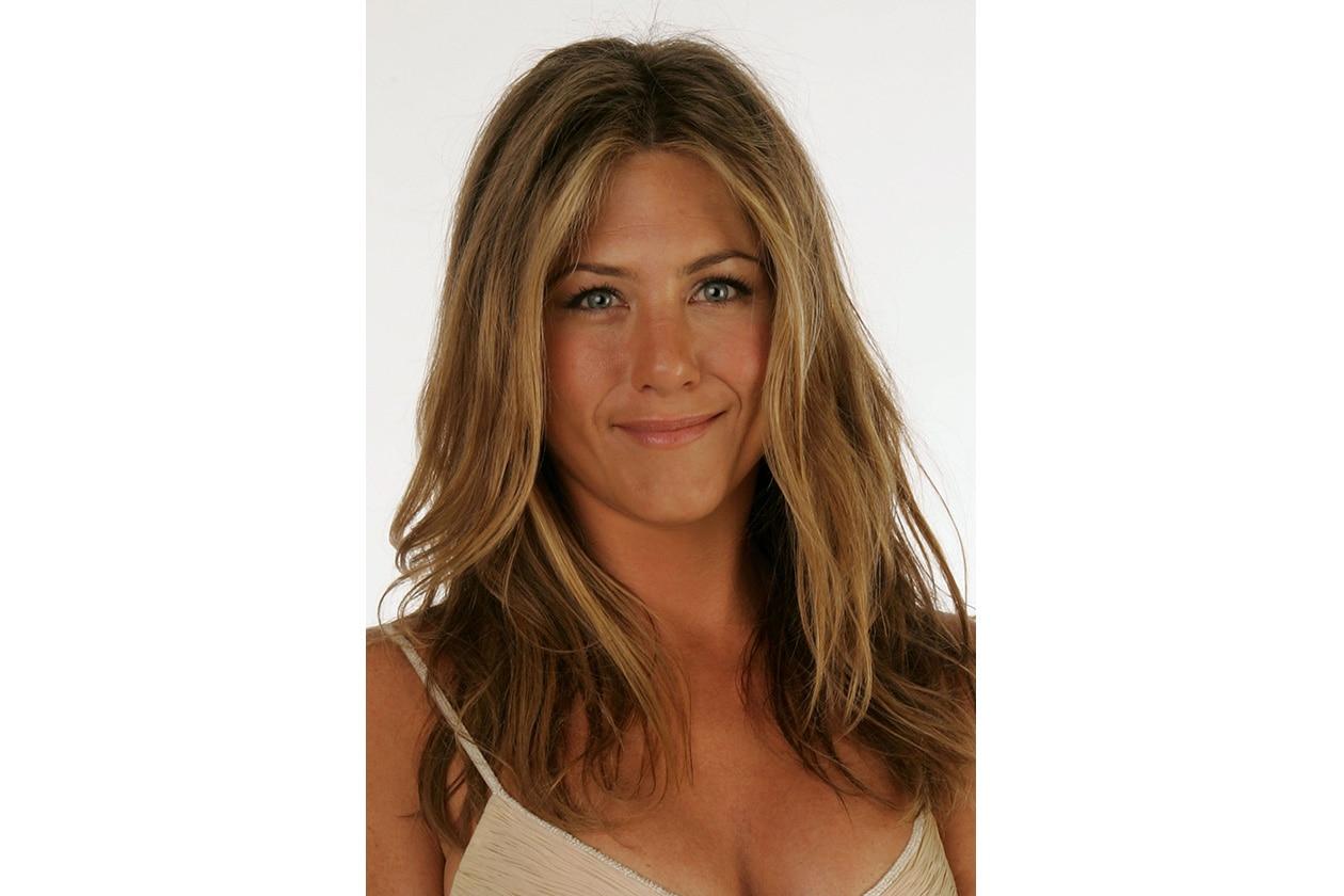 Jennifer Aniston capelli: gennaio 2007