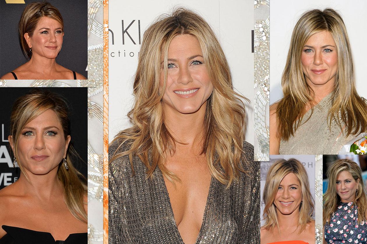 Jennifer Aniston capelli: i migliori hair look degli ultimi anni selezionati da Grazia.IT