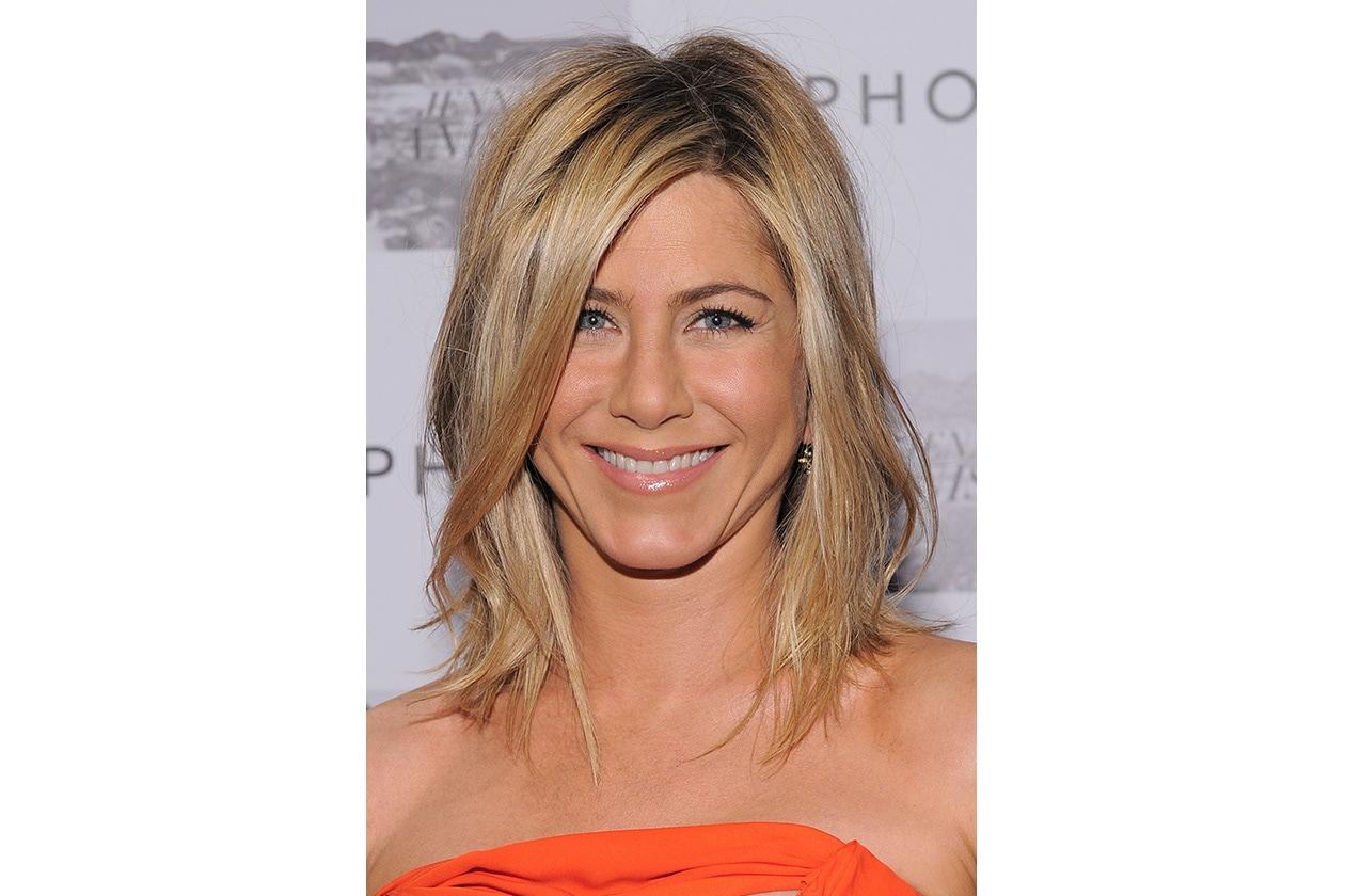 Jennifer Aniston capelli: maggio 2011