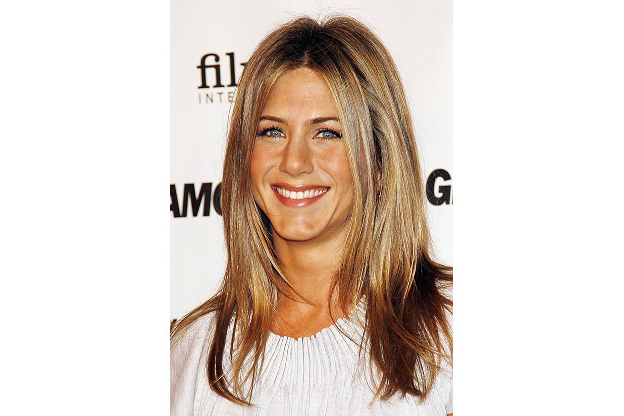 Jennifer Aniston capelli: ottobre 2006