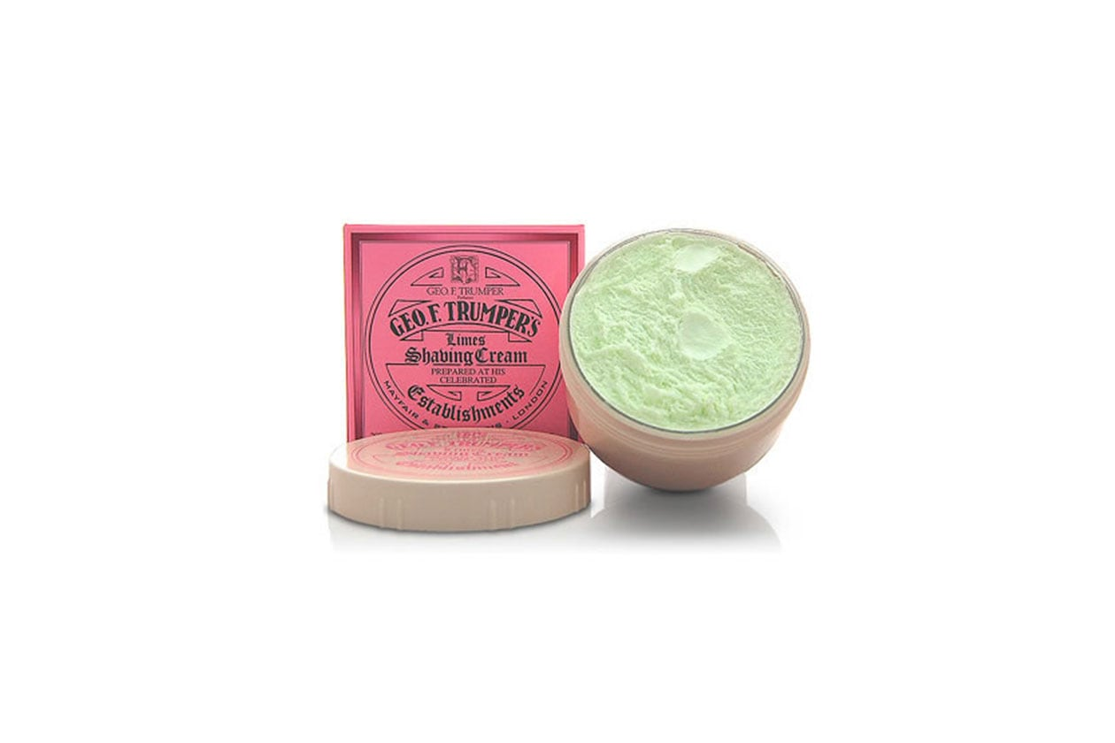 Limes Shaving Cream di Geo F Trumper