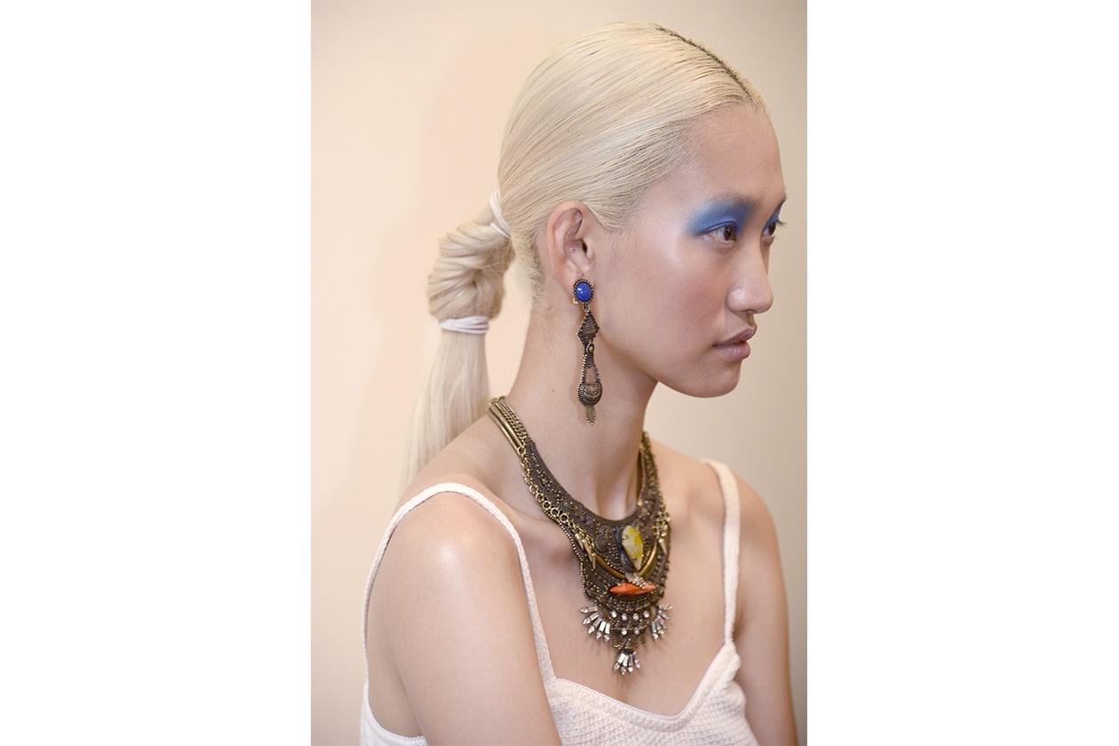 Make Up Occhi PE15: Azzurro