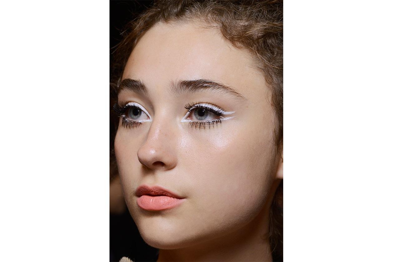 Make Up Occhi PE15: Bianco