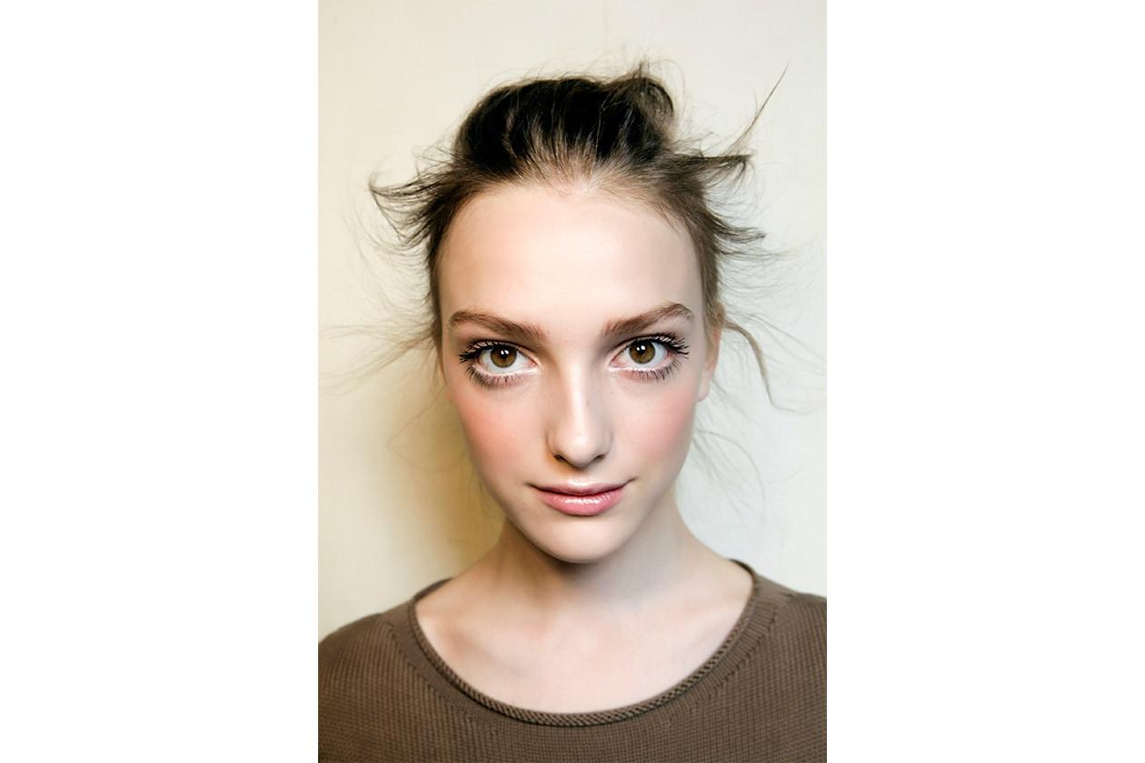 Make Up Occhi PE15: Ciglia in primo piano