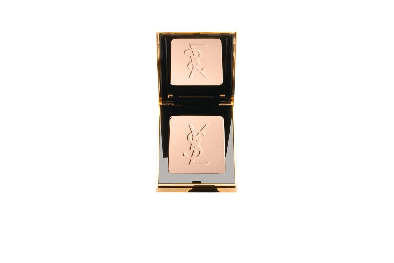 Make up romantico: Yves Saint Laurent Poudre Compact Radiance