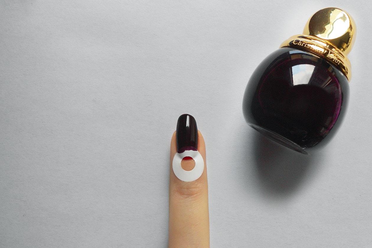 Manicure di San Valentino: step 3