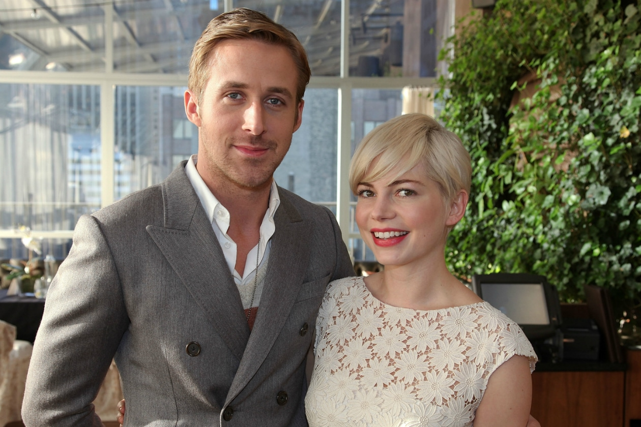 Michelle Williams e Ryan Gosling