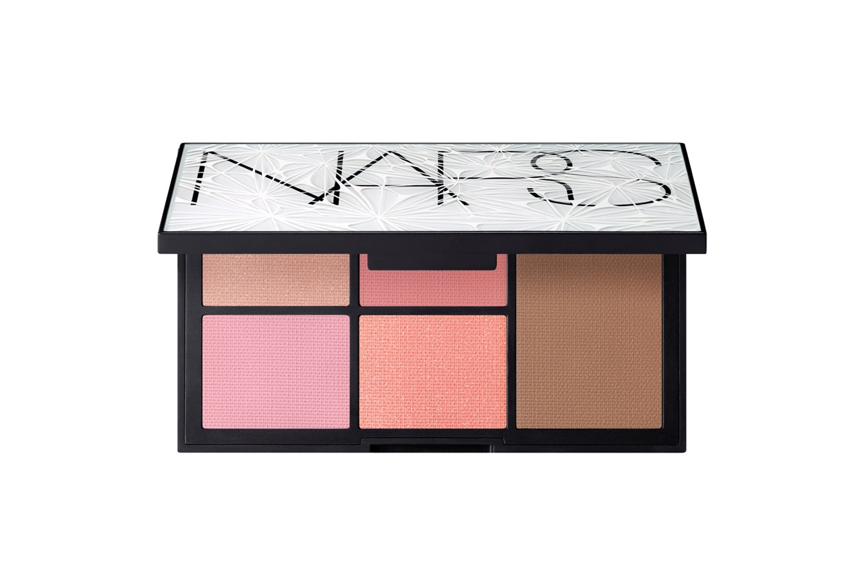 NARS Virtual Domination Blush and Bronzer Palette