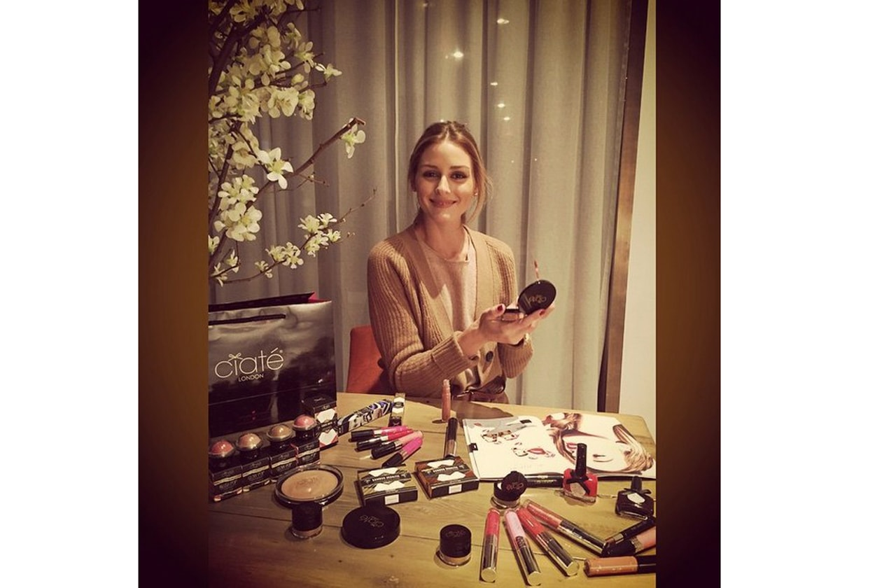 Olivia Palermo on I""