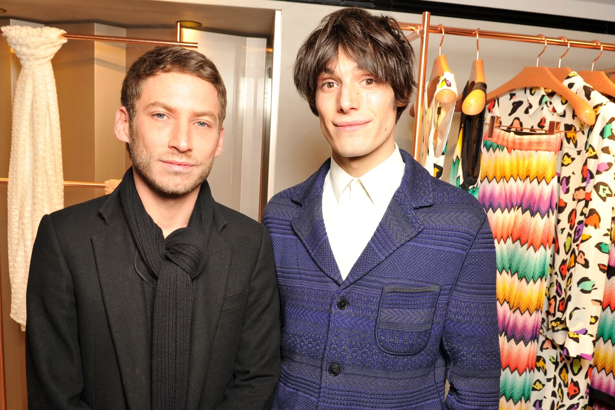 Ora Ito & Jeremy Kapone