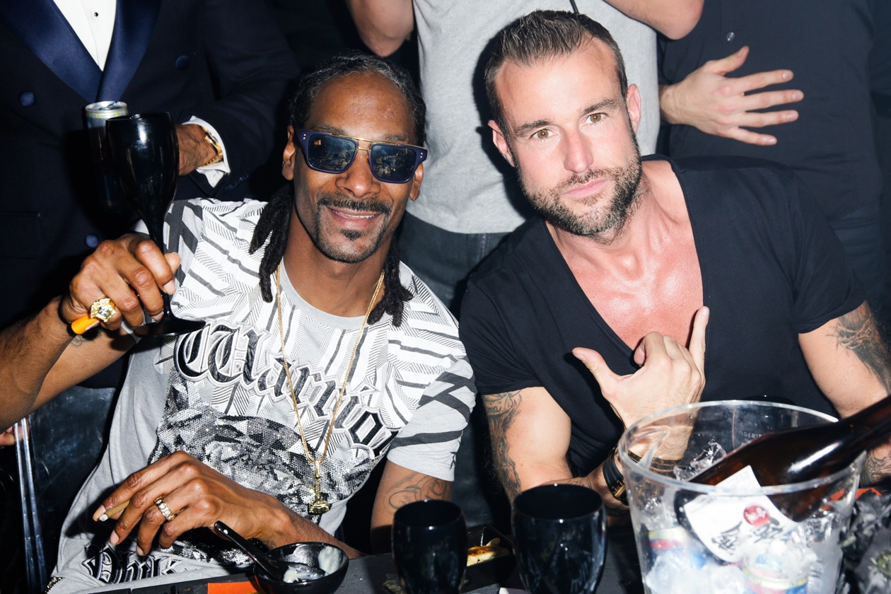 PHILIPP PLEIN men ›s AW1516 fashion show @BFANYC Snoop Dogg Philipp Plein (72)