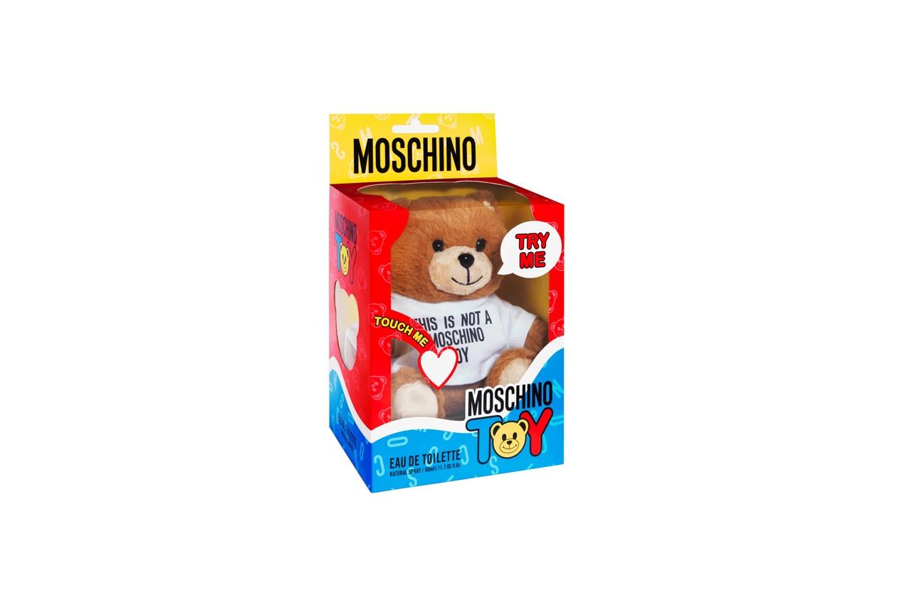 Profumi donna del 2015: Moschino Toy