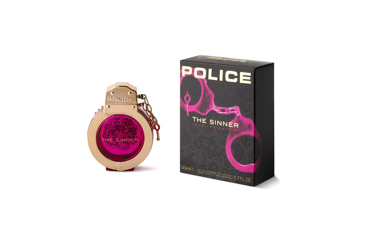 Profumi donna del 2015: Police The Sinner