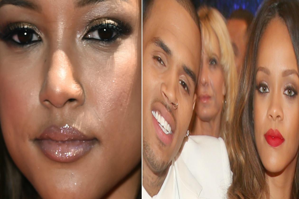 Rihanna teneva Chris Brown sotto il suo «umbrella» ma poi è arrivata la modella Karrueche Tran e le cose sono cambiate