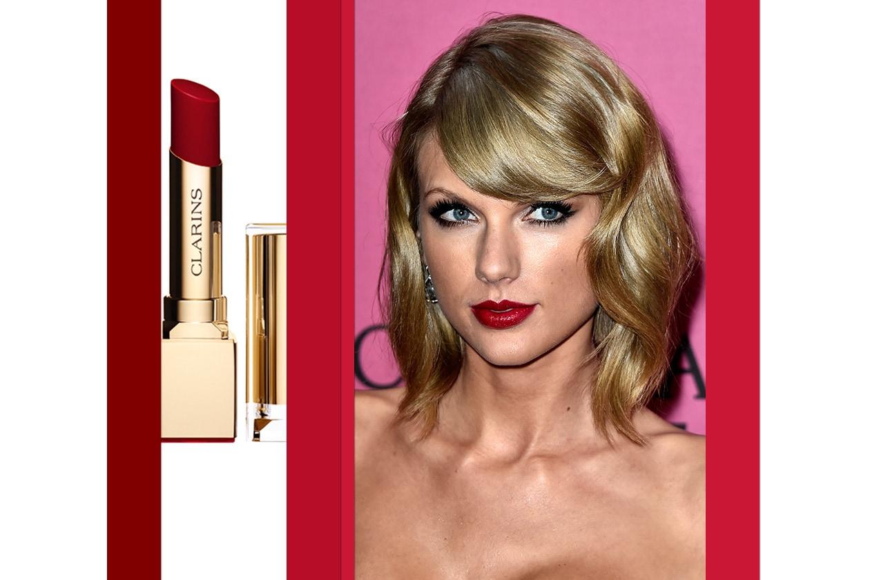 Rossetti opachi: rosso come Taylor Swift