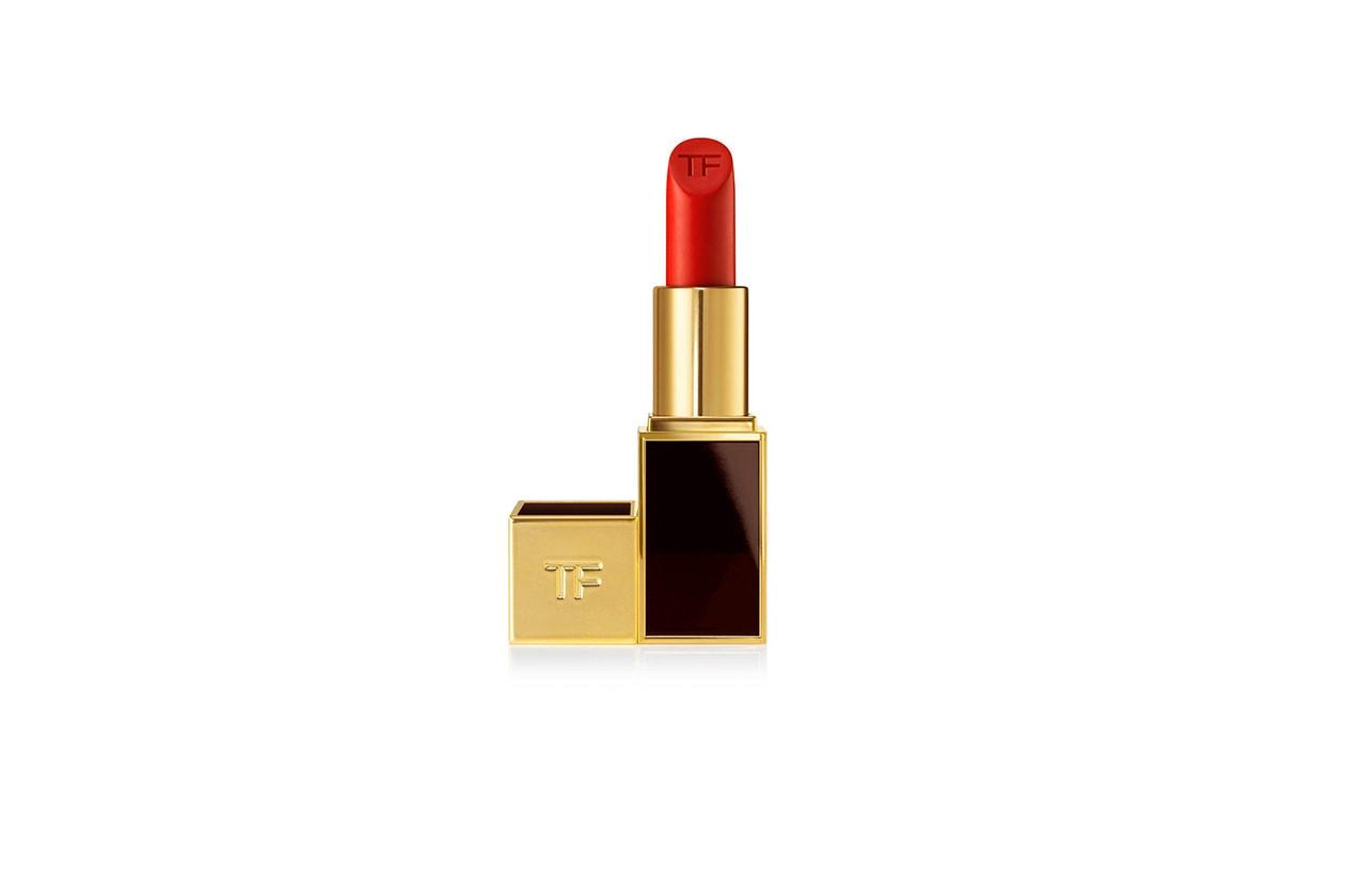 Rossetti rossi a prova di bacio: Tom Ford Lip Color Matte in Flame