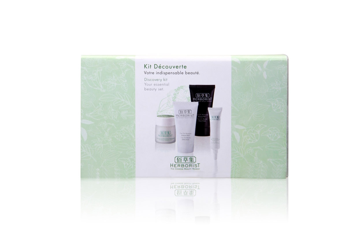 Set Viso Herborist Kit Decouverte