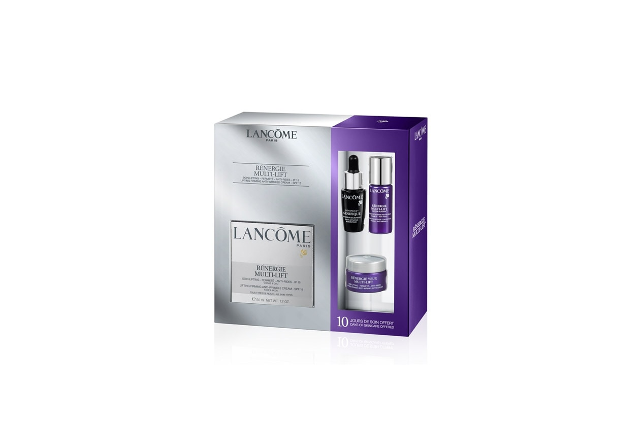 Set Viso Lancome Cofanetto Rénergie Multi Lift