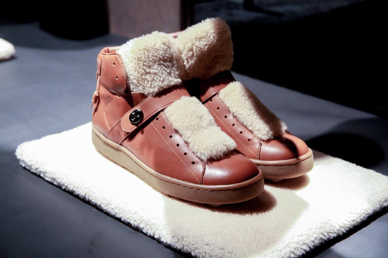 Sneakers preziose da Coach
