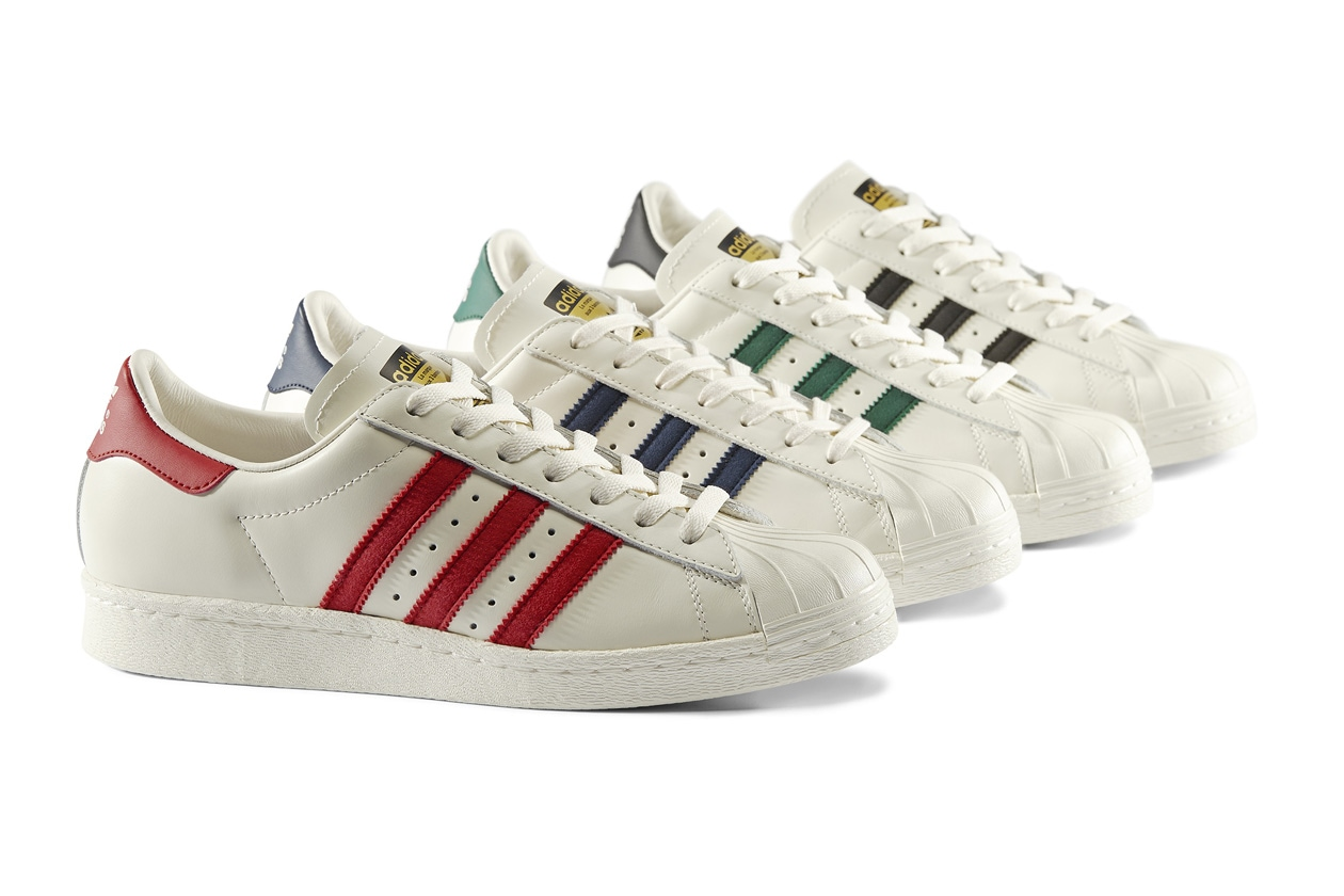 Superstar Vintage Deluxe Pack colors