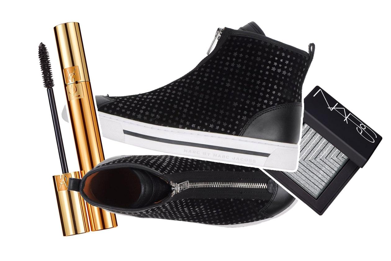 TRUCCO ABBINATO ALLE SNEAKERS: Chic Sneakers